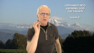 Video on Orphaned Into Knowing God