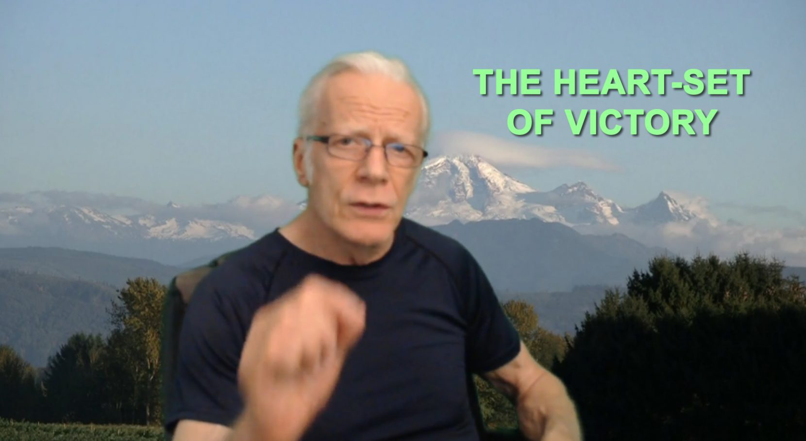 The Heart-Set of Victory