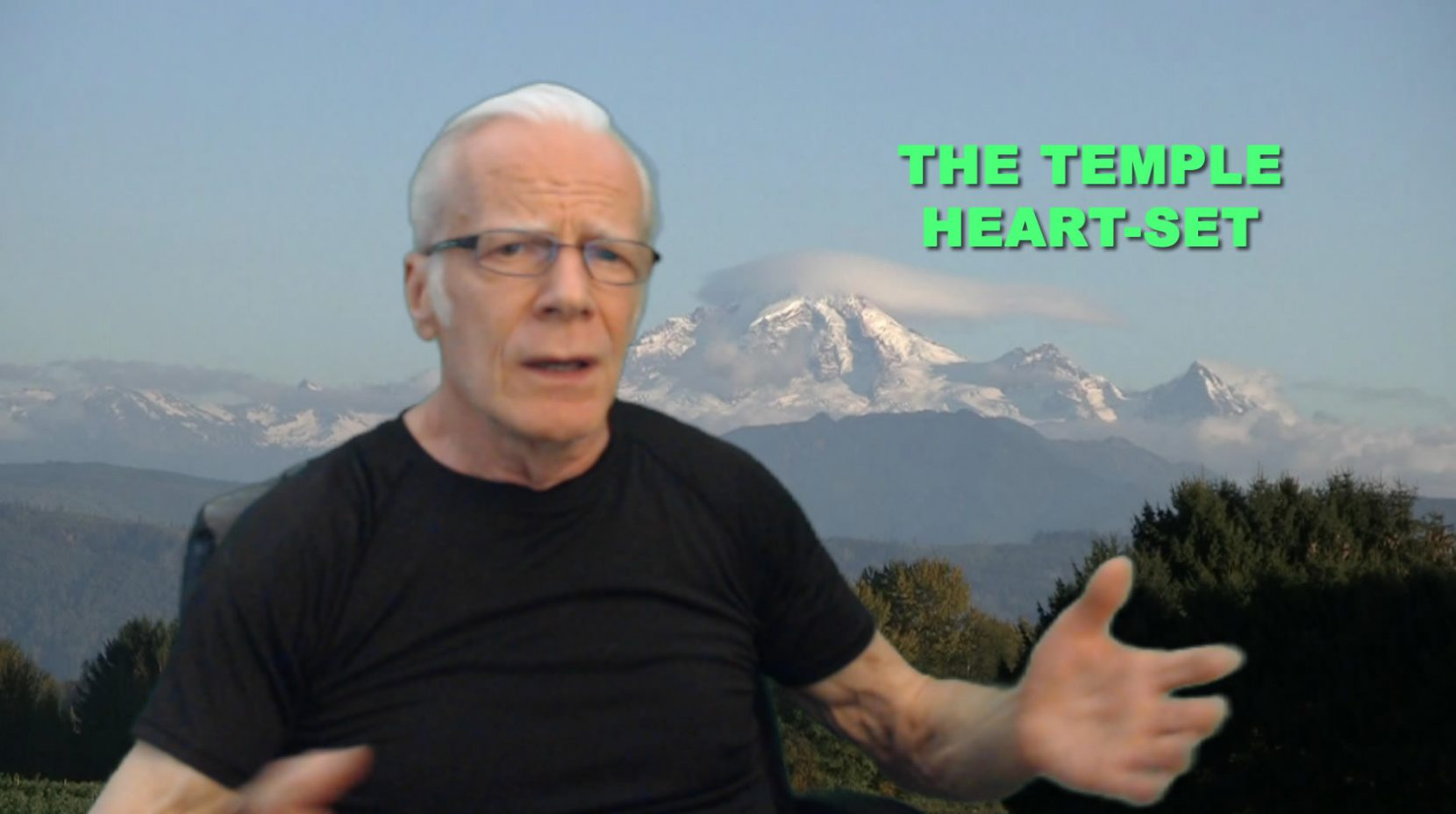 The Temple Heart-Set