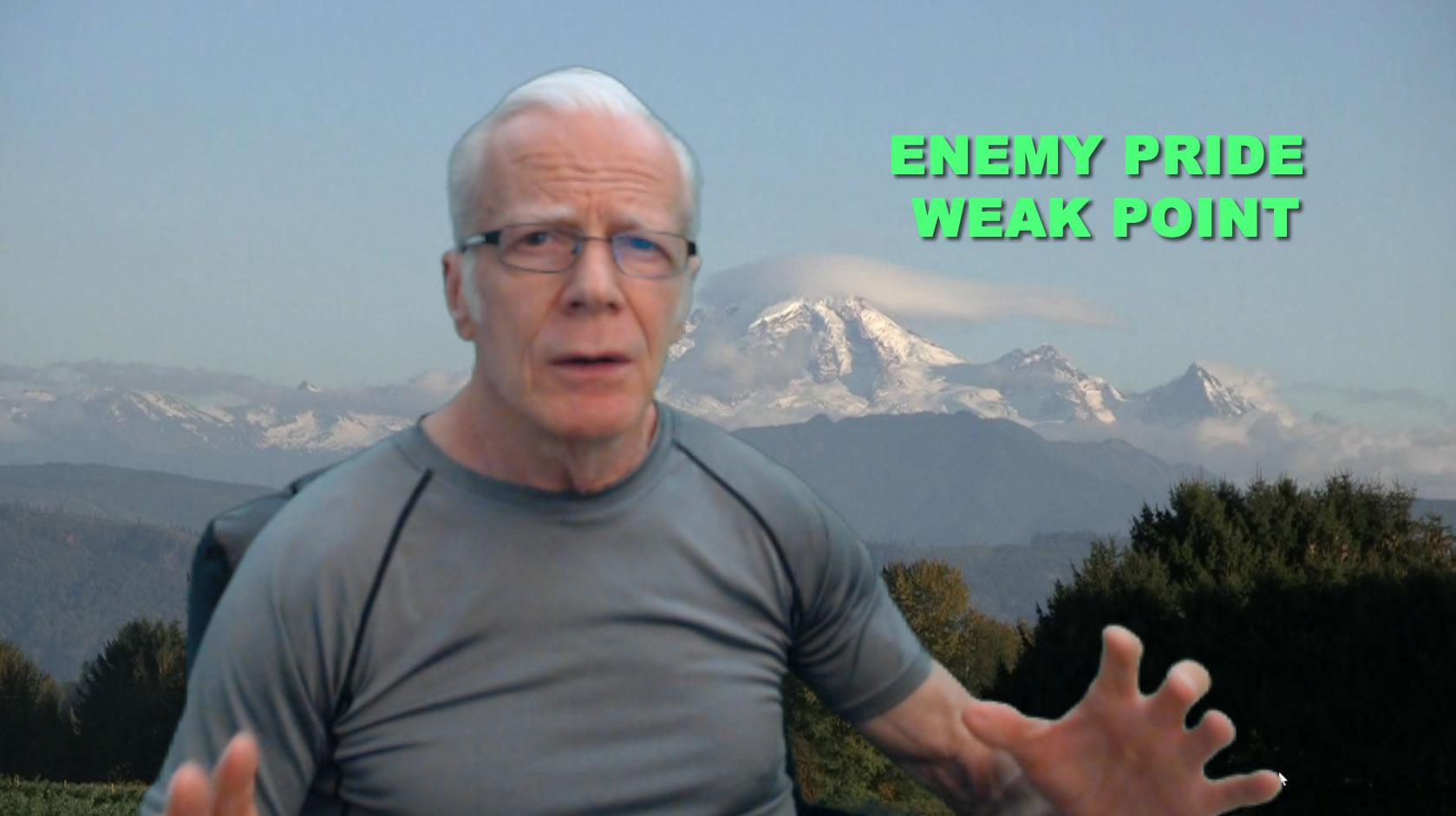 Enemy Pride Weak Point