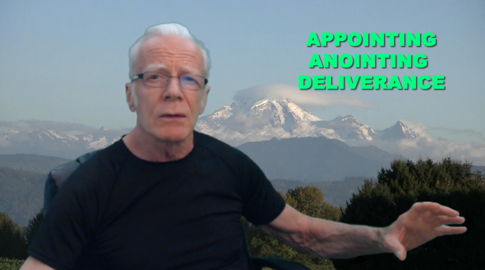 Appointing Anointing Deliverance