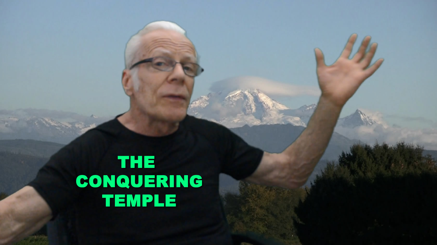 The Conquering Temple